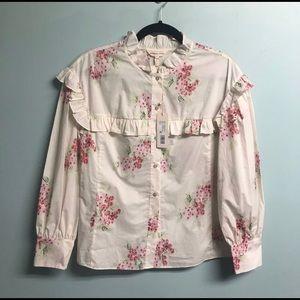 Rebecca Taylor Maia blouse.